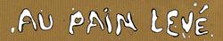 logo au pain levé